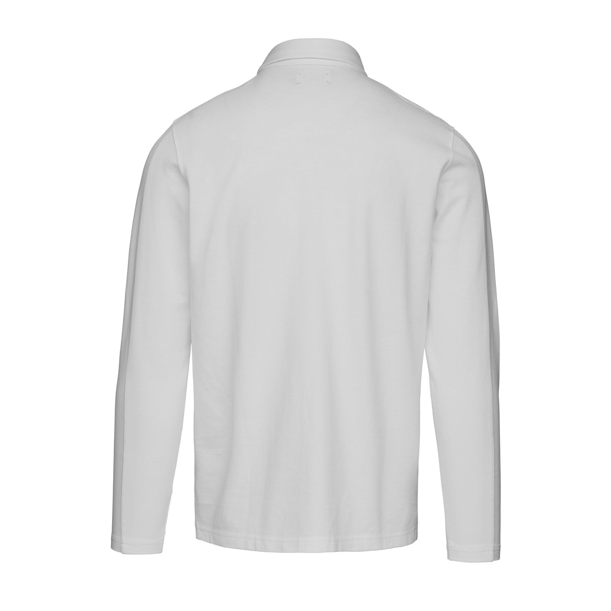 Breeze Jersey Shirt - background::white,variant::Alloy