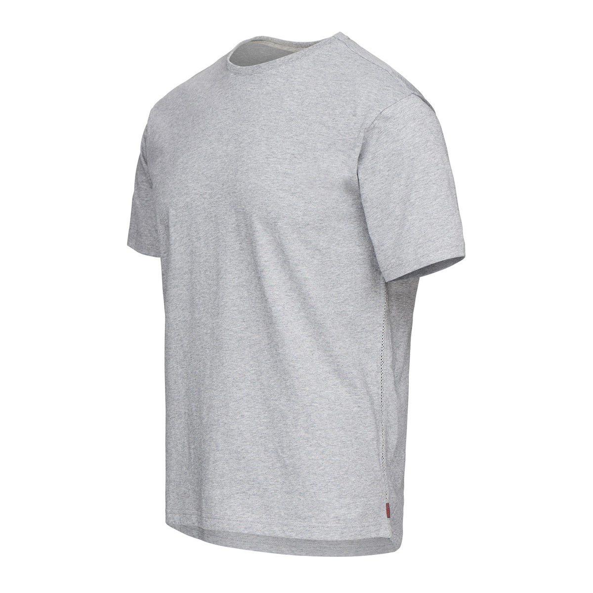Breeze T-Shirt - background::white,variant::Gray Melange