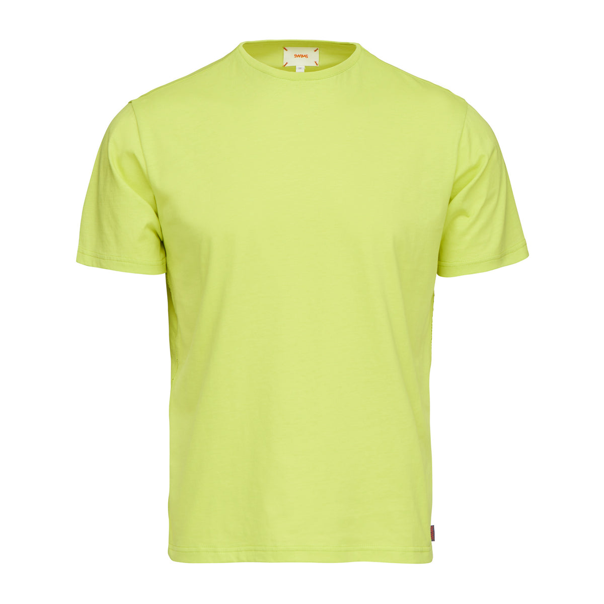 Breeze T-Shirt - background::white,variant::Limeade