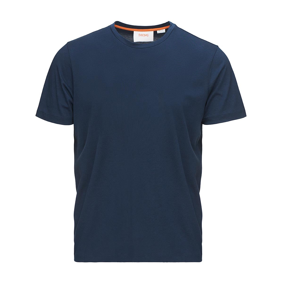 Breeze Ervik T-shirt - background::white,variant::Navy