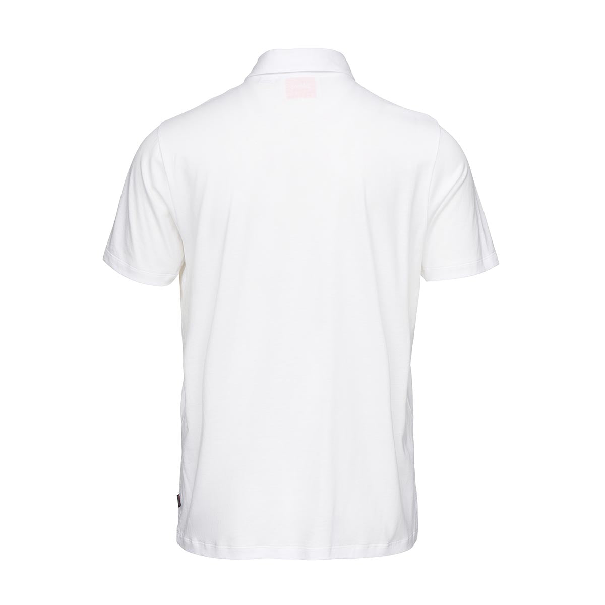 Breeze Hoddevik Polo T-Shirt - background::white,variant::White