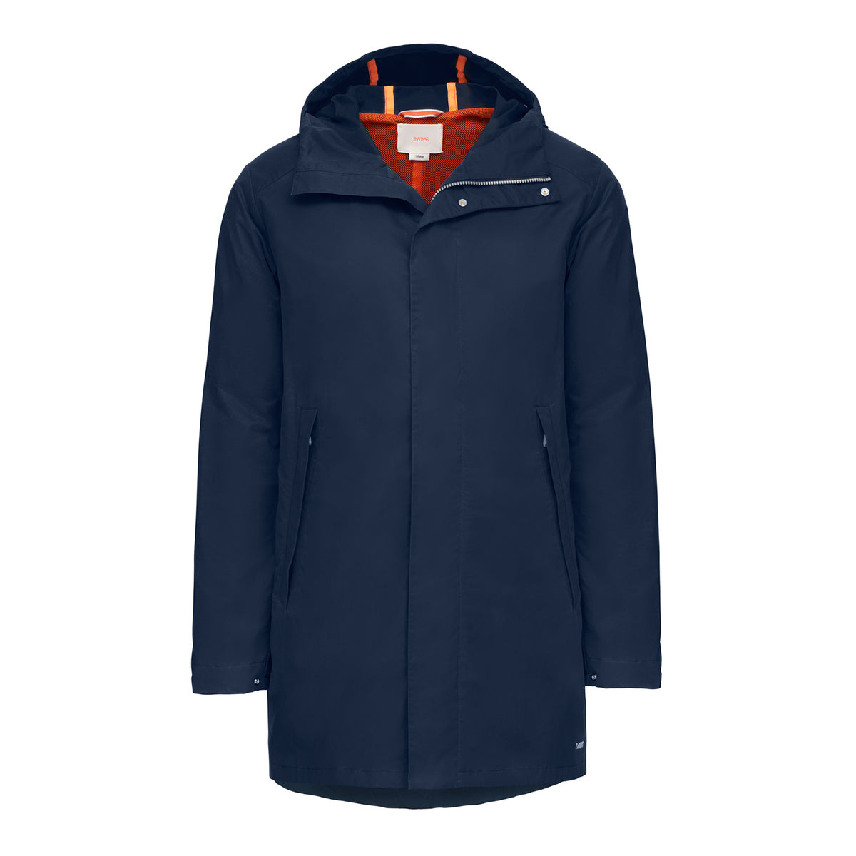 Motion Parkas - background::white,variant::Navy