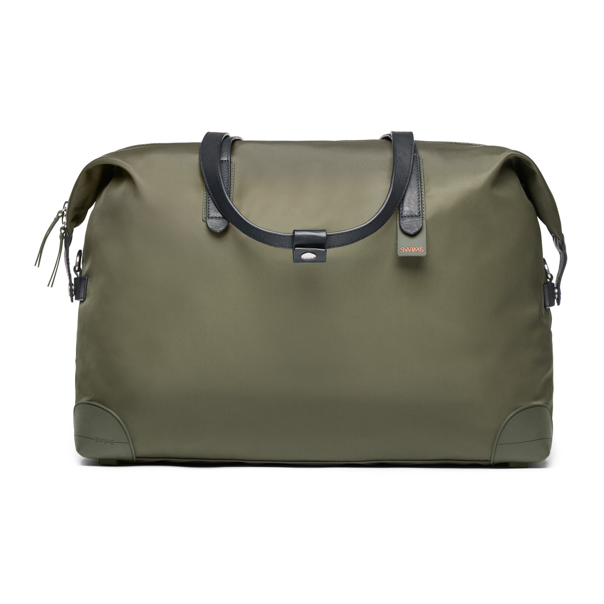 48 Hour Holdall - background::white,variant::Olive