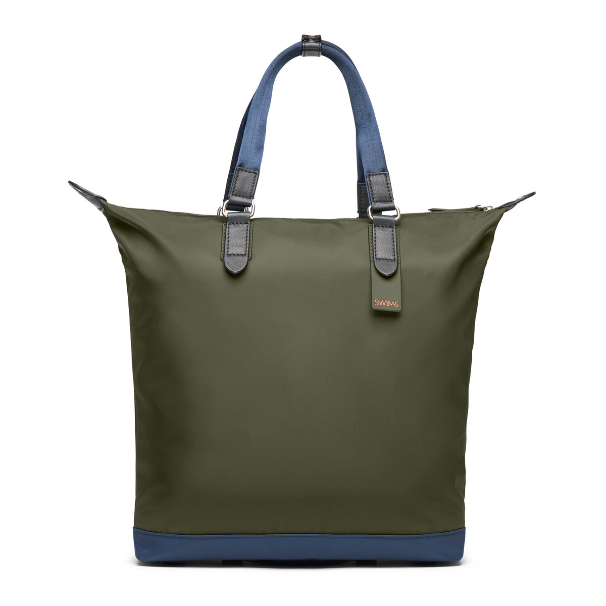Tote - background::white,variant::Olive