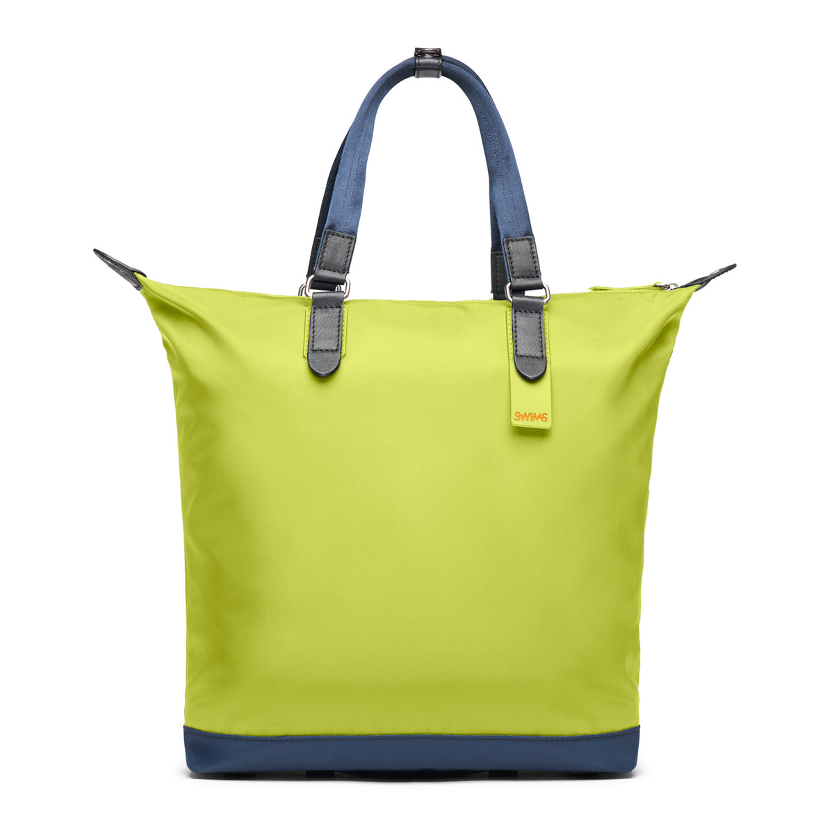 Tote - background::white,variant::Limeade