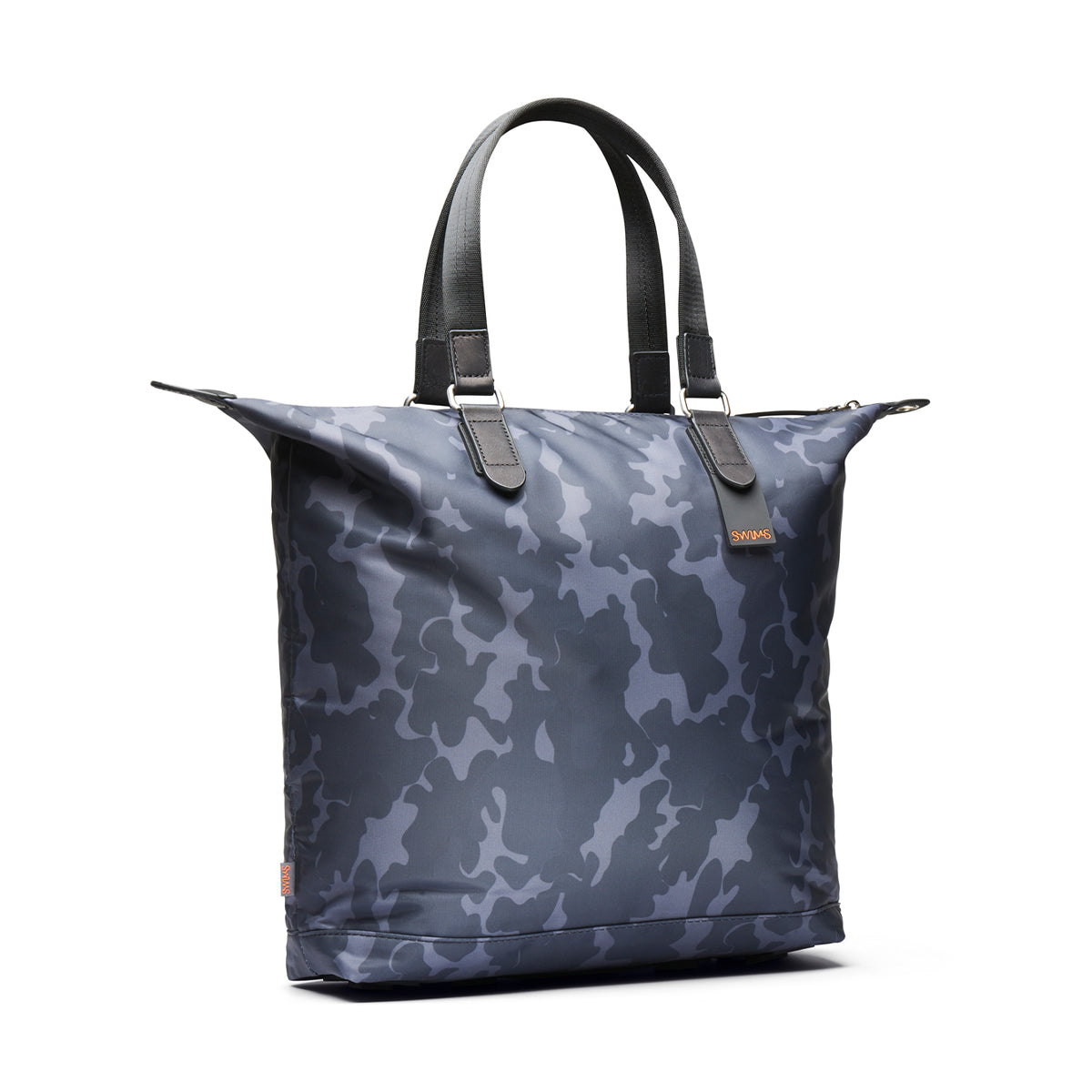Tote Camo Printed Bag - background::white,variant::camo