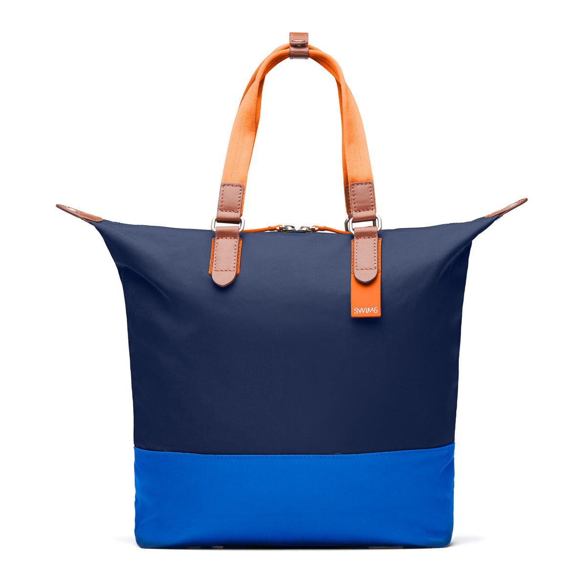 Tote - background::white,variant::Navy