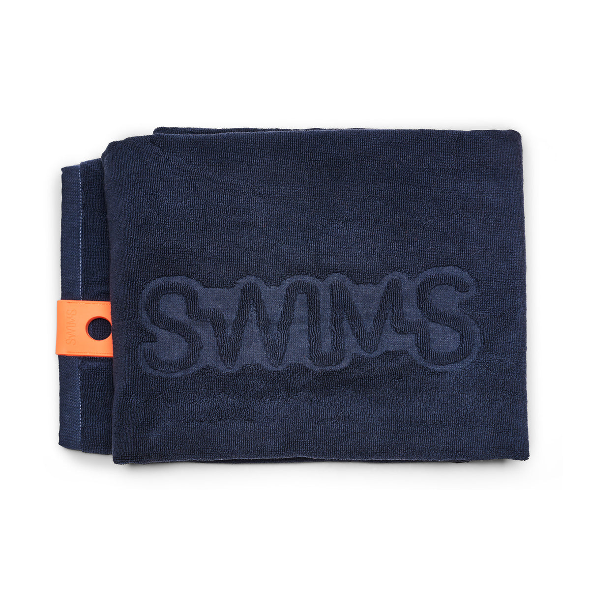 Towel - background::white,variant::Navy