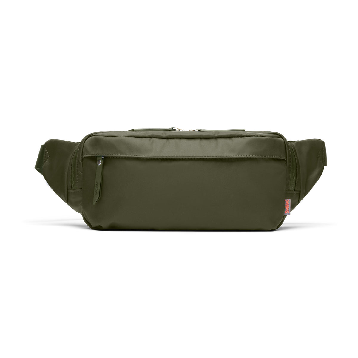 Belt Bag - background::white,variant::Olive