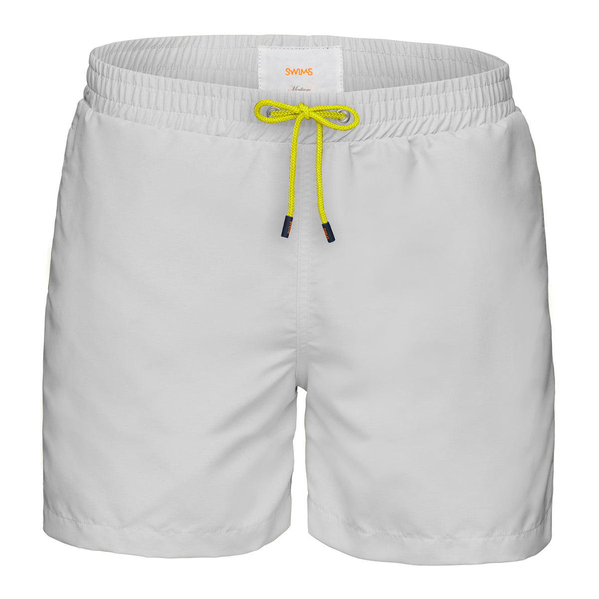 Breeze Swimshort Long - background::white,variant::Alloy