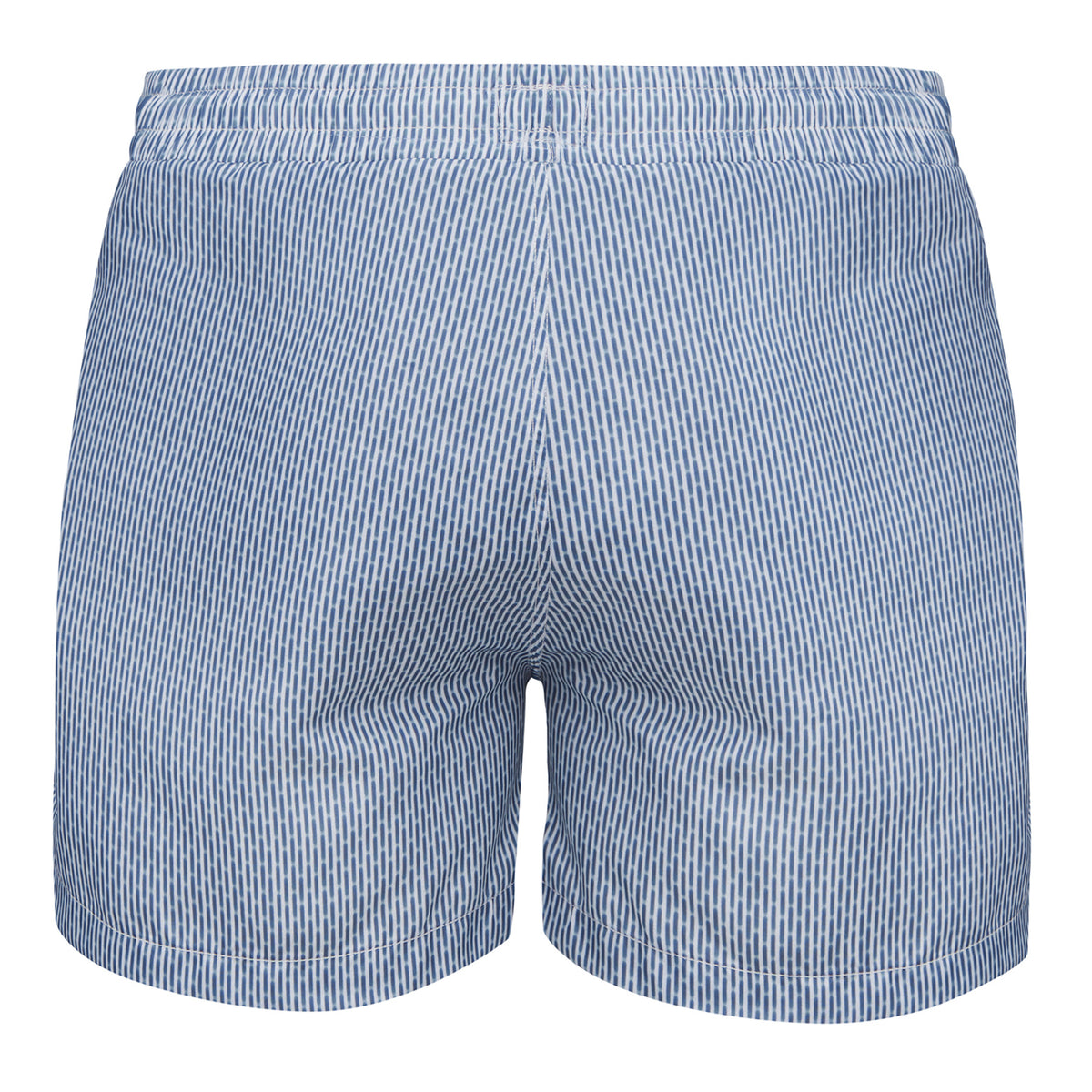 Breeze Swimshort Long - background::white,variant::Alloy Grid