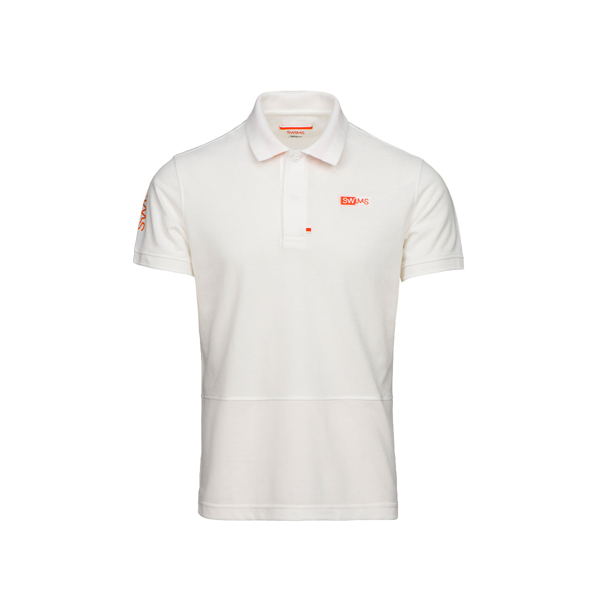 Forno Logo Hybrid Hydrophobic Pique Polo - background::white,variant::white
