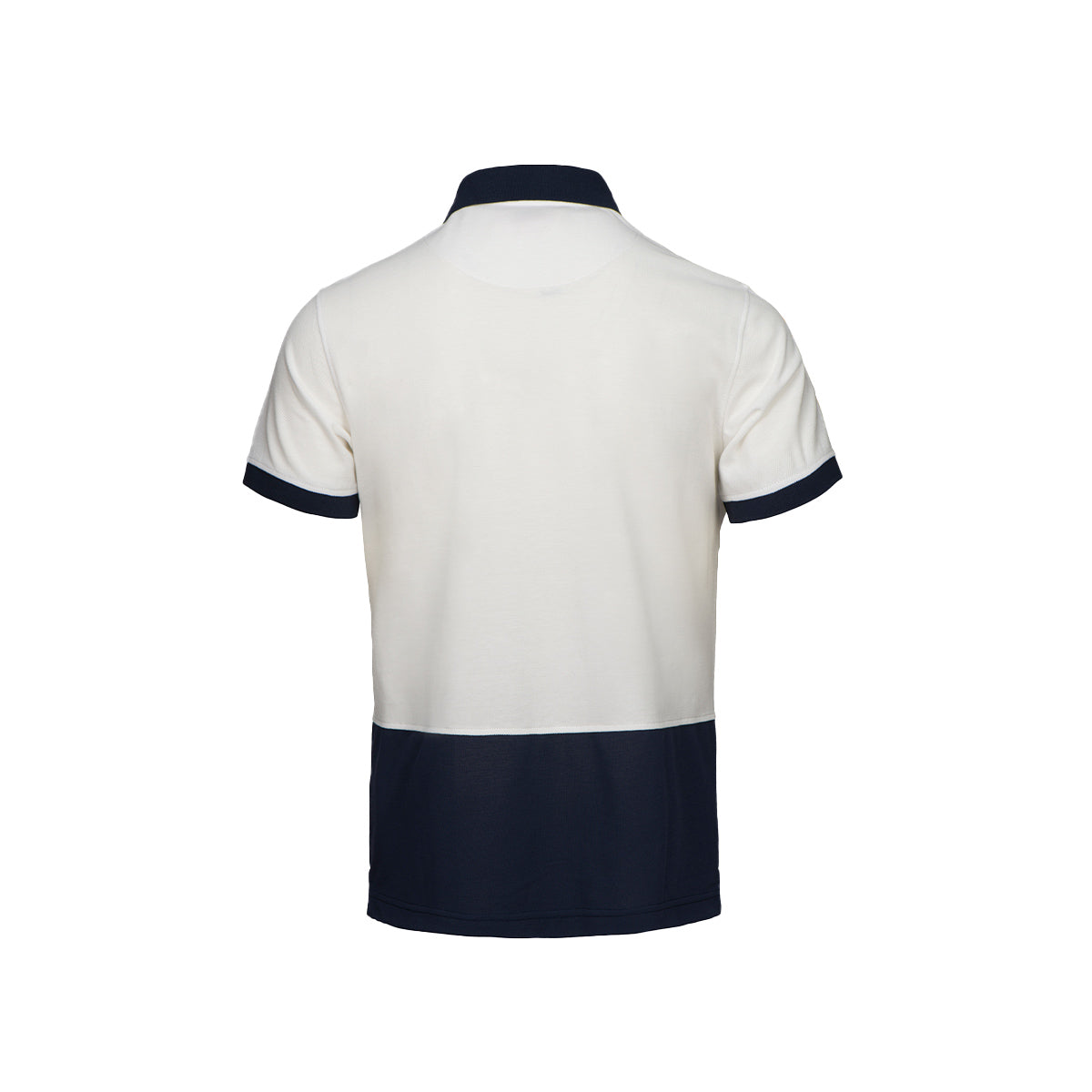 Forno Logo Hybrid Hydrophobic Pique Polo - background::white,variant::navy