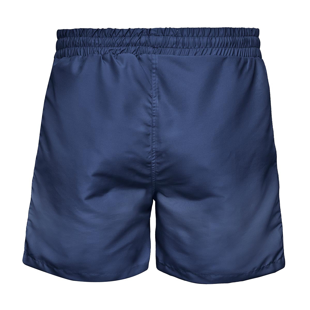 Breeze Portofino Swim Shorts (Short) - background::white,variant::Navy