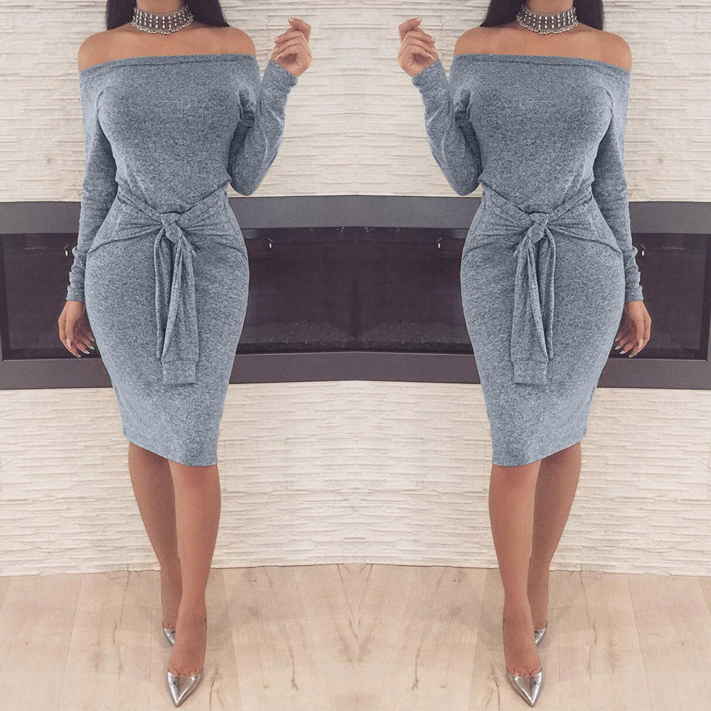 """Casual Night Out"" Bodycon Dress"
