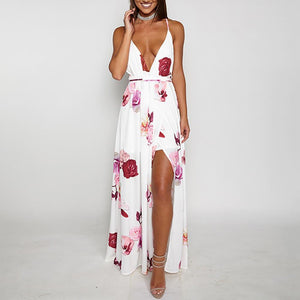 """Rosé All Day"" Maxi Dress"