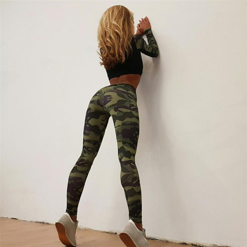 """Work For It"" Leggings"