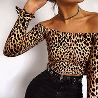"""Cheetah Girl"" Top"