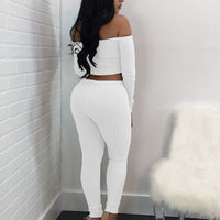 """Slim Thick"" Two Piece Set (4 colors)"