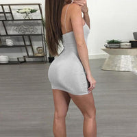 """Club Crawl' Bodycon Dress"