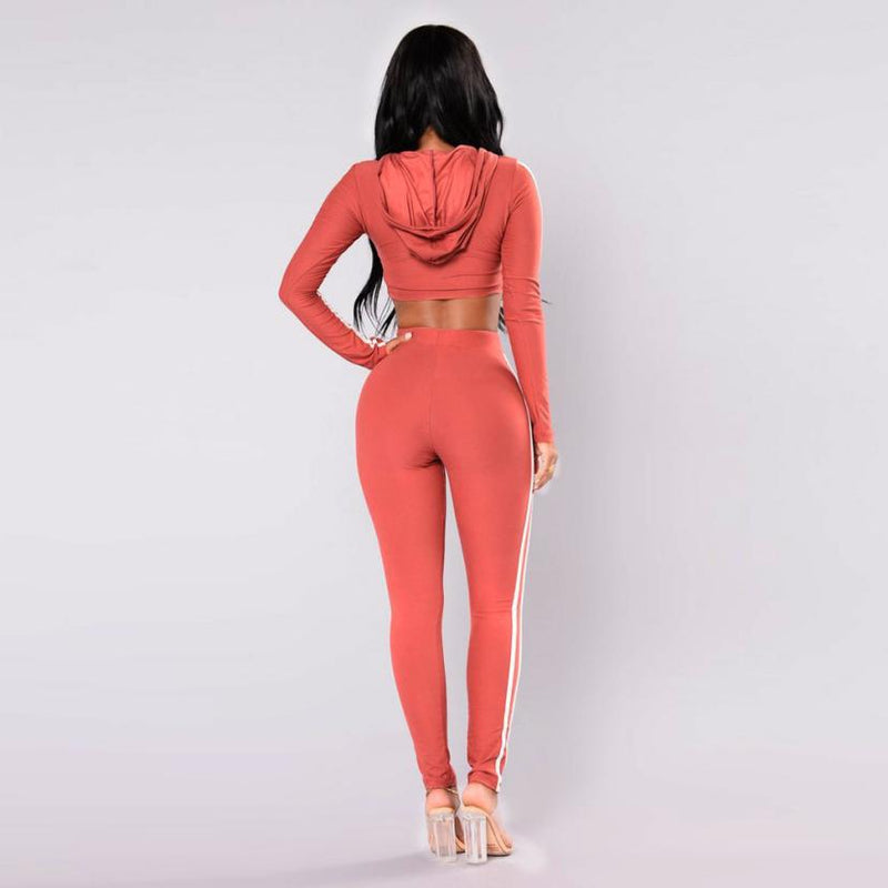 """Run My Race"" Two Piece Set (2 Colors)"