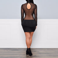 """Check Me Out"" Dress (2 colors)"