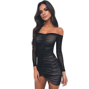 """Beach Babe"" Bodycon Dress (2 colors)"
