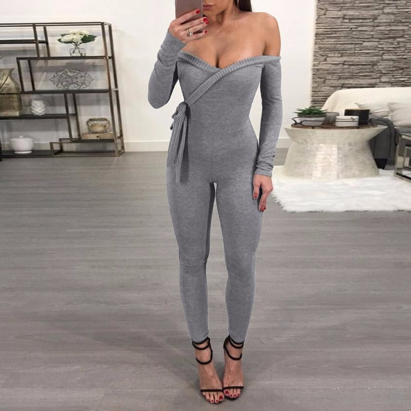 """Lovin' In The Club"" Jumpsuit (2 colors)"