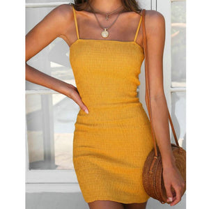 """Sunflower Szn"" Dress"