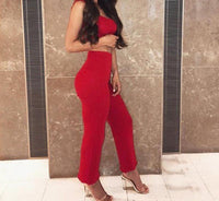 """Red Hot"" Two Piece Set"