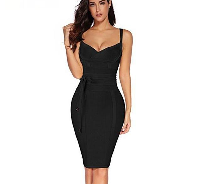 """My Dear Lady"" Bodycon Dress (9 colors)"