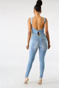 """Cool Calm Collected"" Jumpsuit (2 colors)"