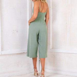 """Flaunt It"" Jumpsuit (2 colors)"