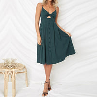 """Chic for Summer"" Dress (4 colors)"