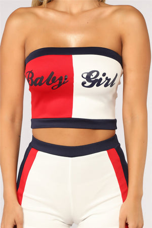 """Baby Girl"" Two Piece Set"