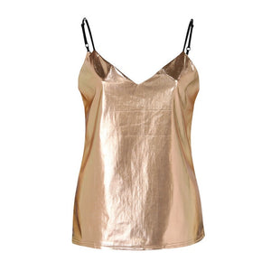 """Golden Girl"" Top"