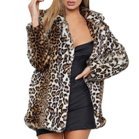 """Leopardess"" Parka"