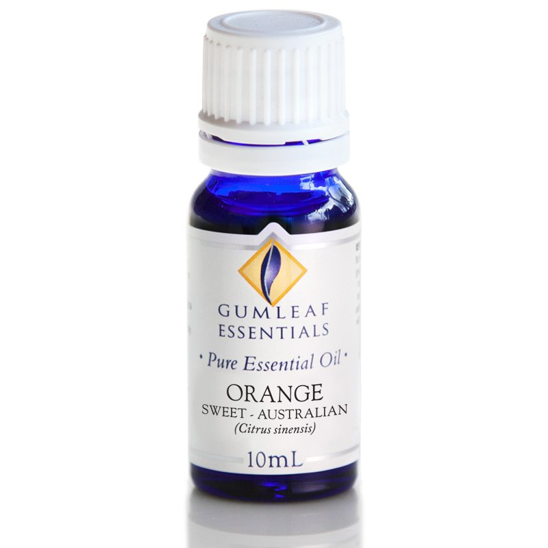 Orange Sweet Valencia Essential Oil blend