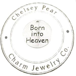 Born Into Heaven Charm