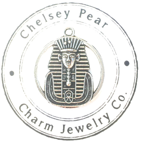 Egyptian Pharaoh charm