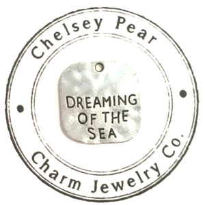 dreaming of the sea charm