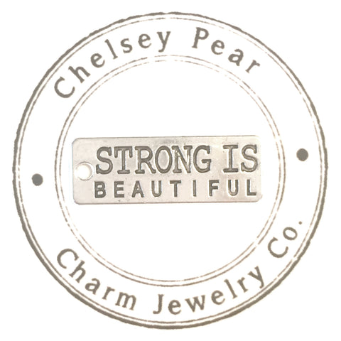 strong is beautiful charm