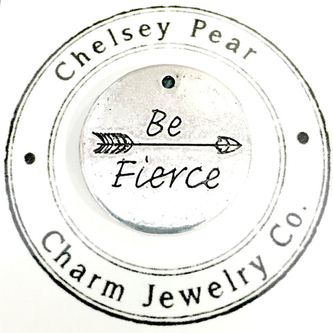 be fierce charm