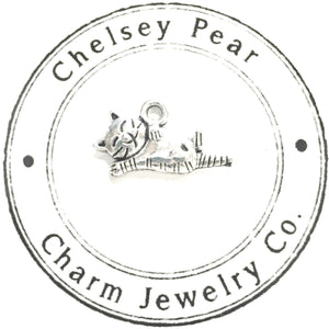 Cat Charm by Chelsey Pear