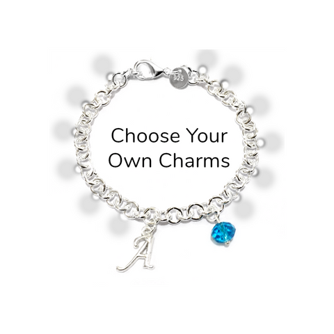 CHOOSE YOUR OWN CHARMS -Chelsey Pear Premium Monthly Mailer
