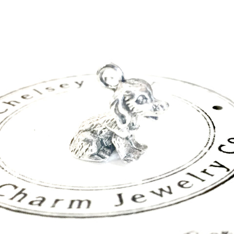 Dog Charm by Chelsey Pear