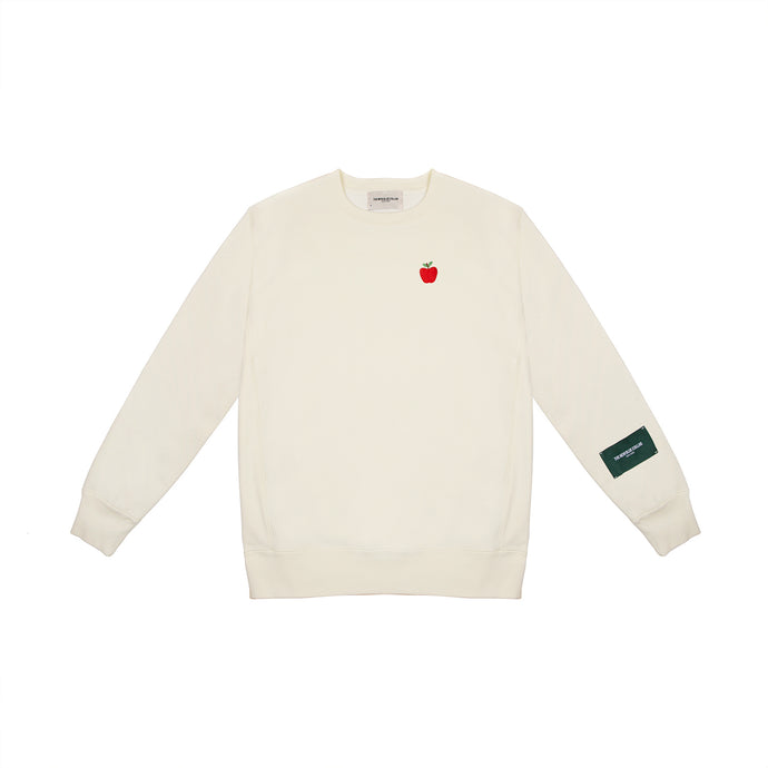 SWEATSHIRT—BONE WHITE