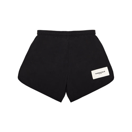 RUNNING SHORTS—BLACK