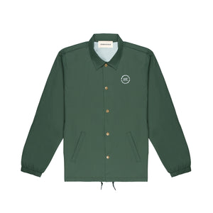 Coaches Jacket—Forest Green