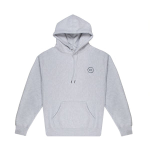 Core Hoodie—Heather Grey